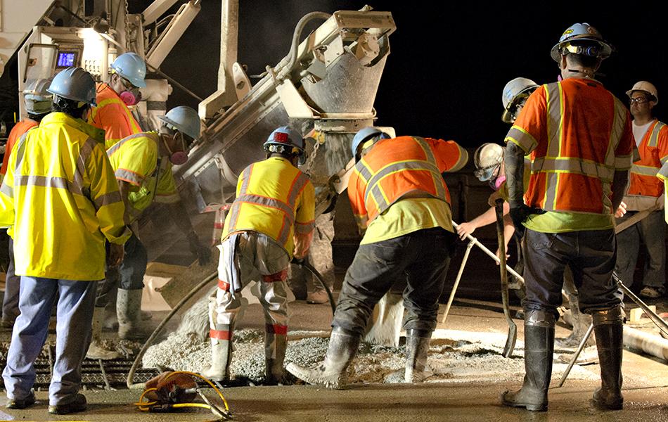 Fast Setting Concrete Repair